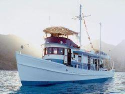 1951 Southern Shipbuilding Co. 63' Trawler/Motor Yacht