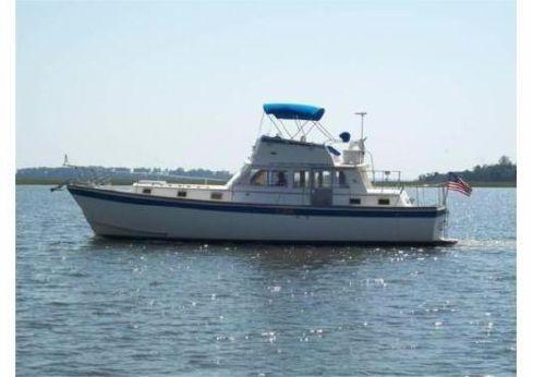 1973 Gulfstar MK1 Trawler