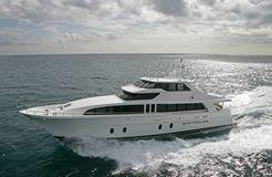 2020 Cheoy Lee Bravo Series Sport Motor Yacht