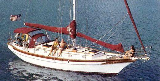 1982 Cabo Rico 38