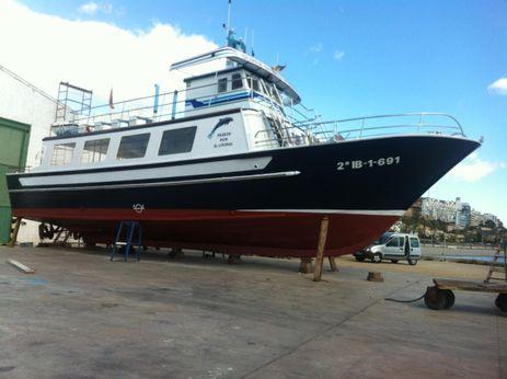 1974 Super Delfin Verde Commercial & Event Boat
