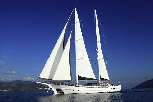 2009 Bodrum Gulet As LAMINATED MAHOGANY SCHOONER