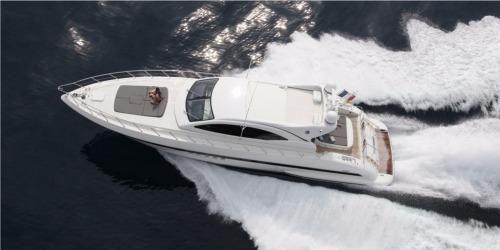 2011 Overmarine Mangusta 72