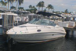 2009 Sea Ray 240 Sundancer