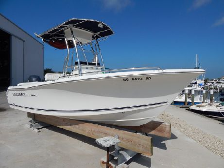 2008 Sea Hunt 196 Triton Ultra