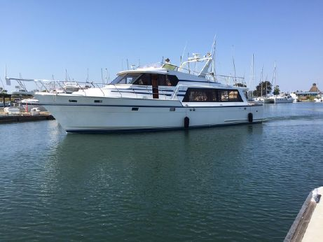 1990 Angel Pilothouse