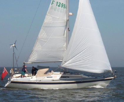 1987 Westerly Storm 33