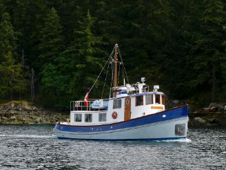 1988 Lord Nelson Victory Tug