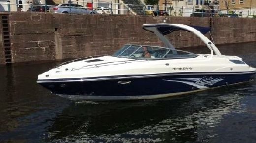 2012 Rinker 276 Captiva Cuddy