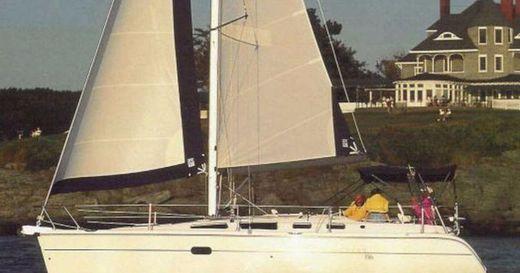 2002 Hunter 356