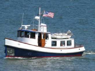 1986 Lord Nelson Victory Tug 49