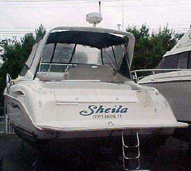 1999 Silverton 360 Express