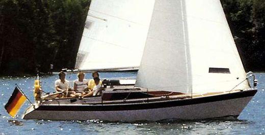 1985 Dehler 25