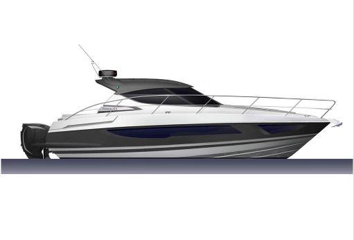 2018 Focus Motor Yachts 33 For Fun