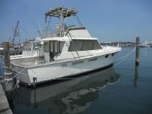 1967 Hatteras Yachts 41 Convertible