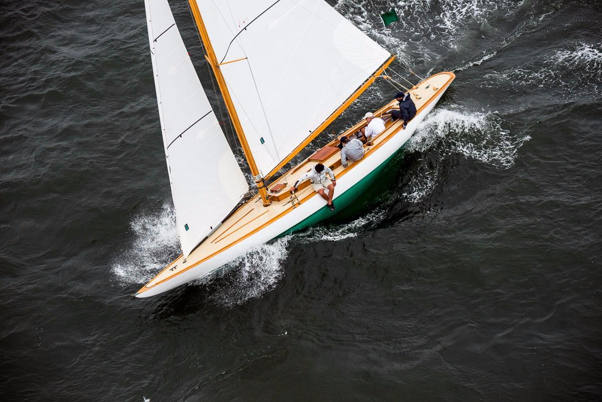 1926 Classic Yacht R Class Racing Yacht Sail Boat For Sale