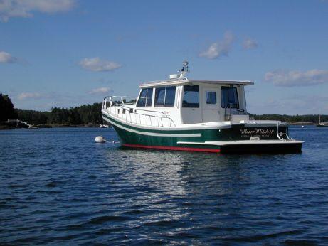 2002 Fox Island 40 Hardtop Cruiser
