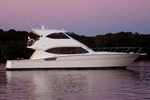 2010 Maritimo 550 Offshore Convertible