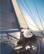 photo of  43' Seawing Atkins Design Cutter