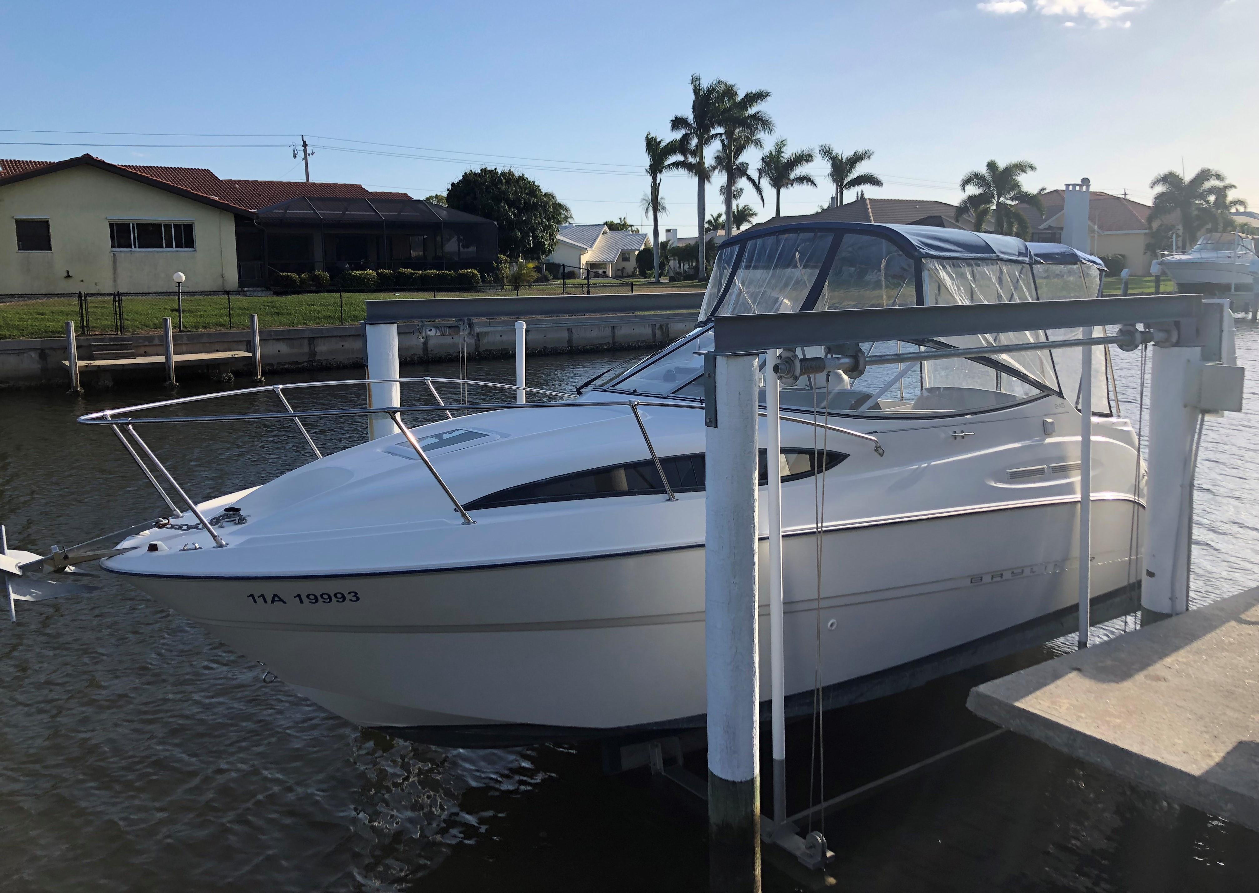 2003 Bayliner Boat Engine Wiring Reinvent Your Diagram 1987 Capri Bowrider 2455 Ciera Power For Sale Www Yachtworld Com Rh 175 20 Ft