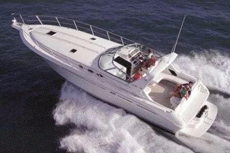 1995 Sea Ray 400 EXPRESS