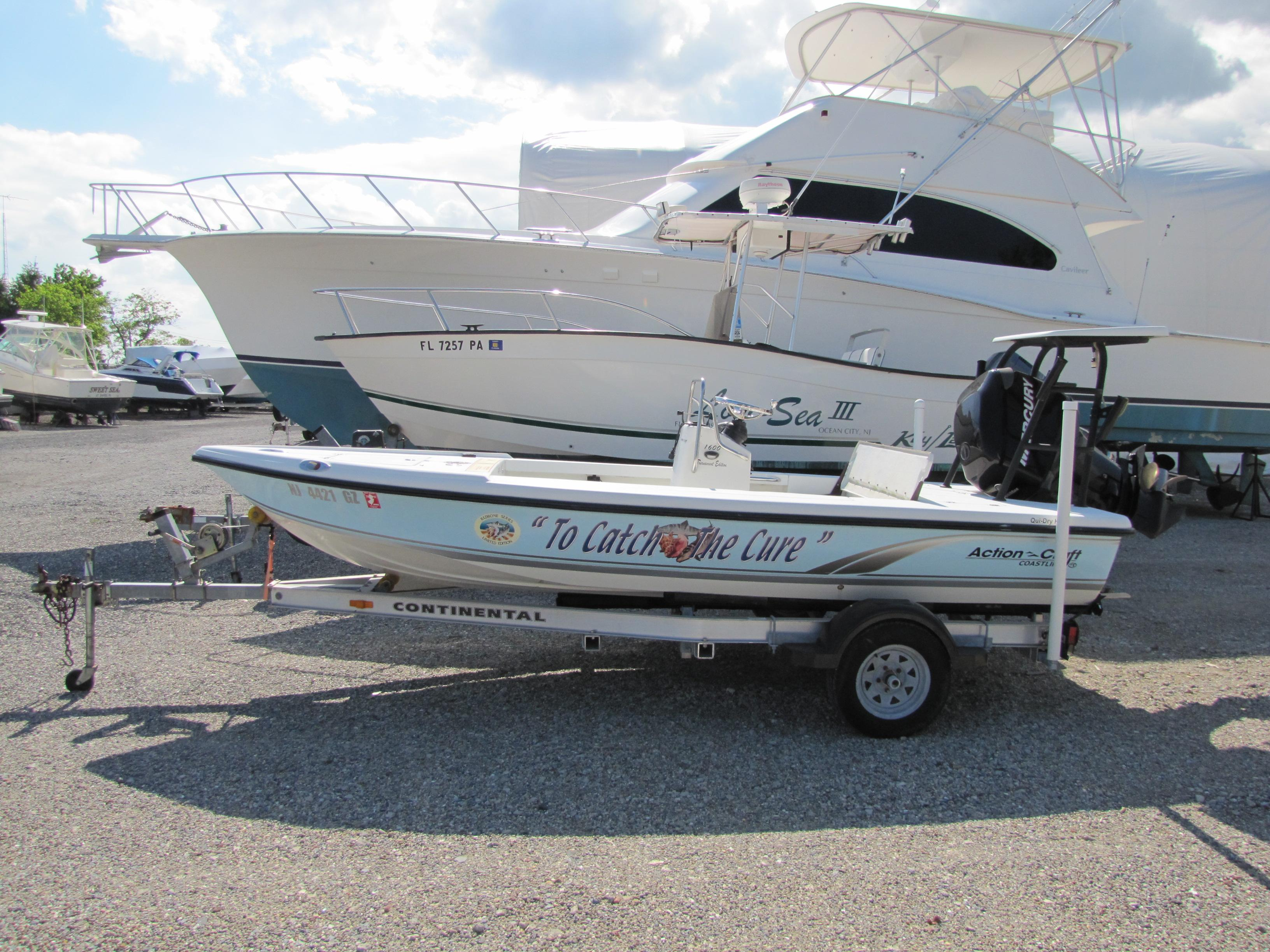 16 ft 2006 action craft 1600