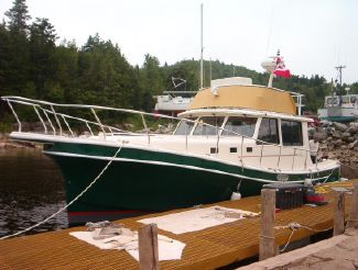 2006 Legare Fox Island 42