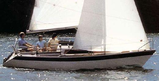1986 Dehler 22
