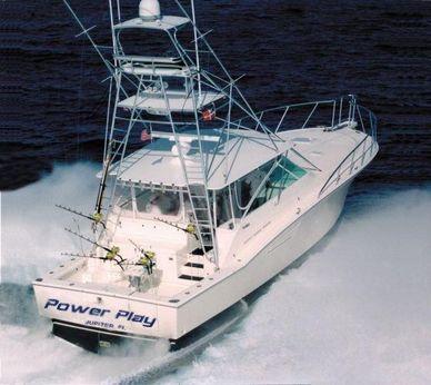 1999 Cabo Yachts Express