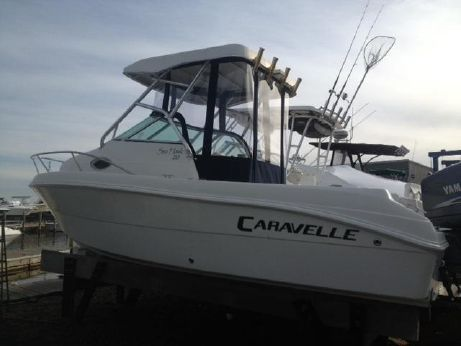 2004 Caravelle Sea Hawk 210 Walk Around