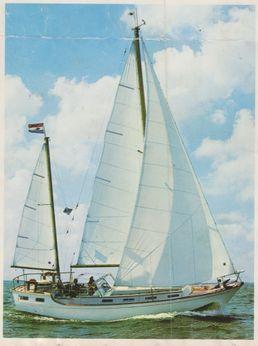 1975 Trintella KETCH 36