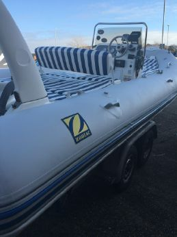 2005 Zodiac Rib Medline II