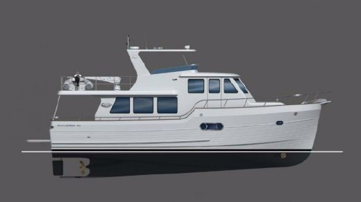 2014 Clipper Motor Yachts 46 Flybridge (Custom)