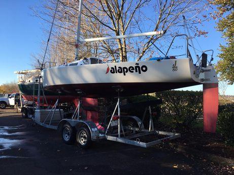 2001 Jboats J80