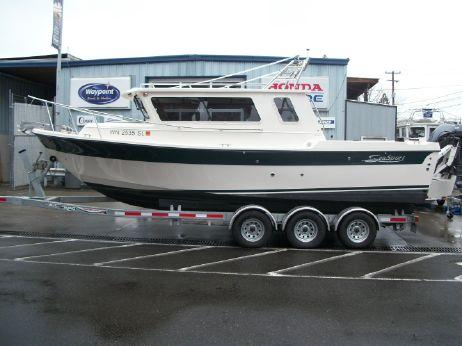 2017 Sea Sport 2400 Explorer