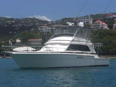 1987 Bertram Yachts 54 Convertible