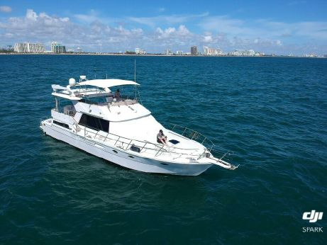 1990 President Fly Bridge Motor Yachts