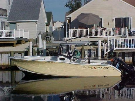 2006 Sea Pro 270 Center Console