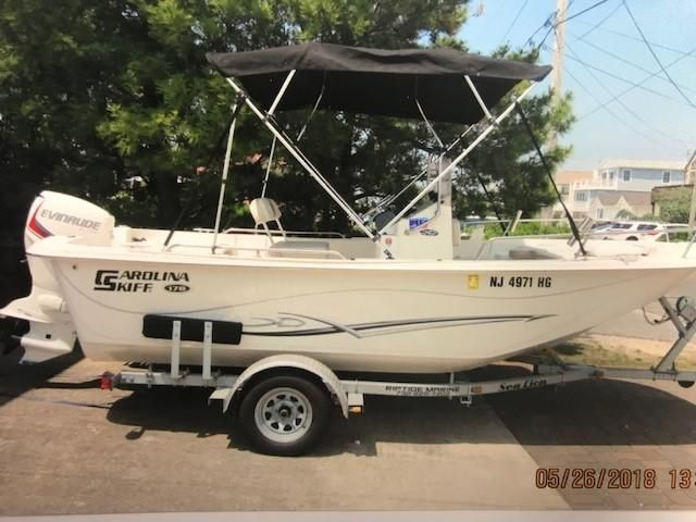 2015 Carolina Skiff 178 DLV Power Boat For Sale - www yachtworld com