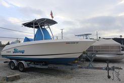 2012 Wellcraft 232 Fisherman