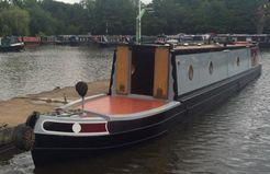 "2006 B.coleman Bcn Narrowboat ""Tug"""