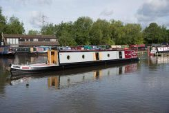 "2006 B.coleman Bcn Narrowboat ""Tug"""