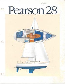 1985 Pearson 28