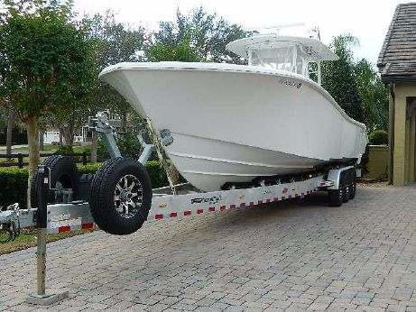 2004 Yellowfin 36 Center Console
