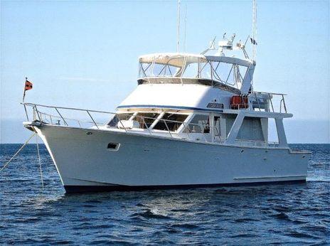 1990 Offshore Sedan