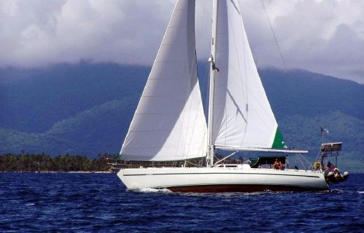 1986 Custom-Made Charter Boat Cruising Sloop