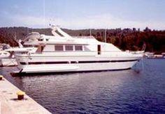 1989 Falcon Boats Fly 76