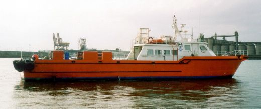 1998 Commercial Vessel Crew Boat 16