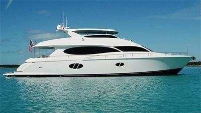 2007 Lazzara Flybridge MY