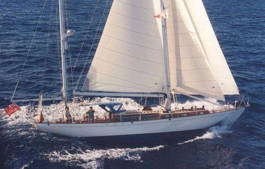 1985 Alden 55' Yacht